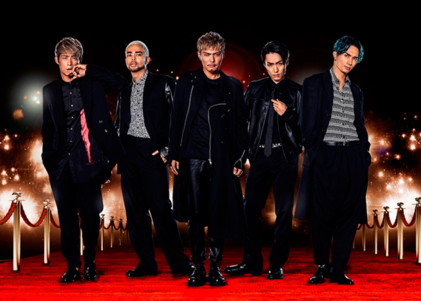 EXILE THE SECOND_TOP